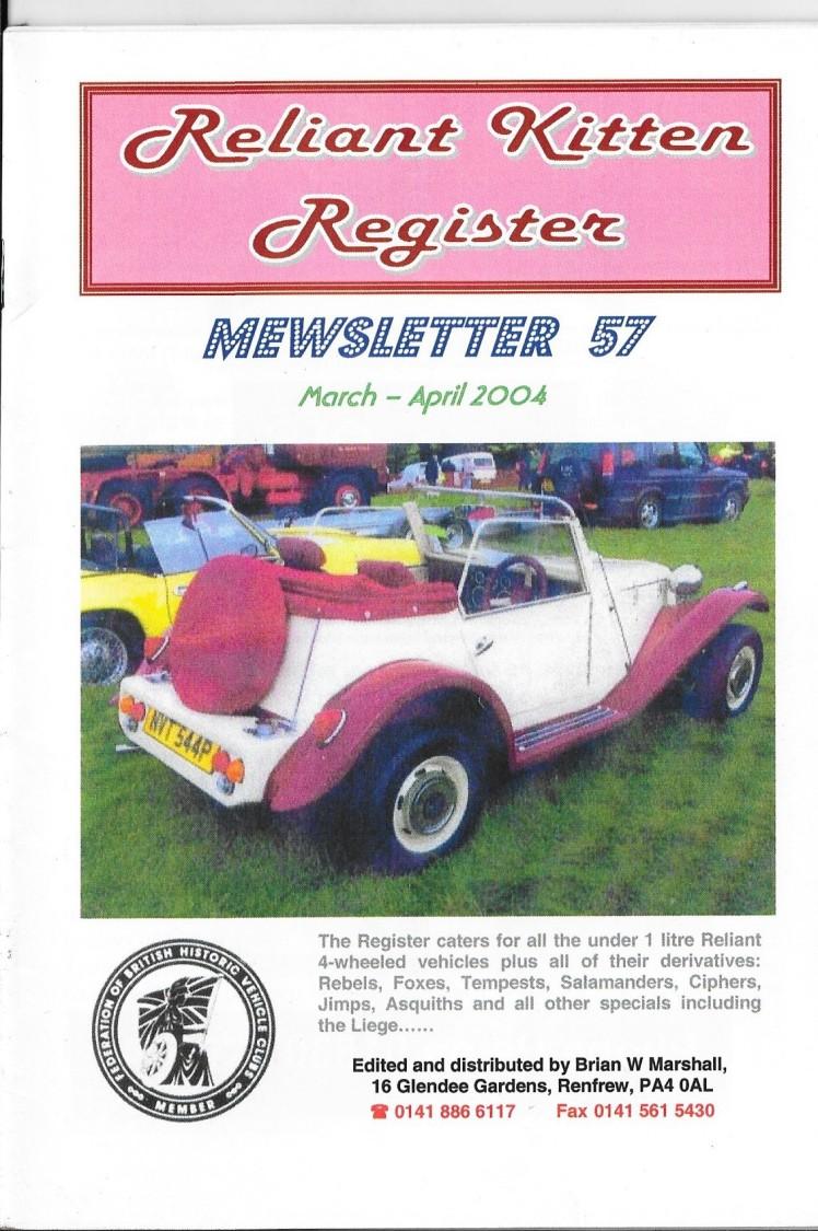 newsletter57